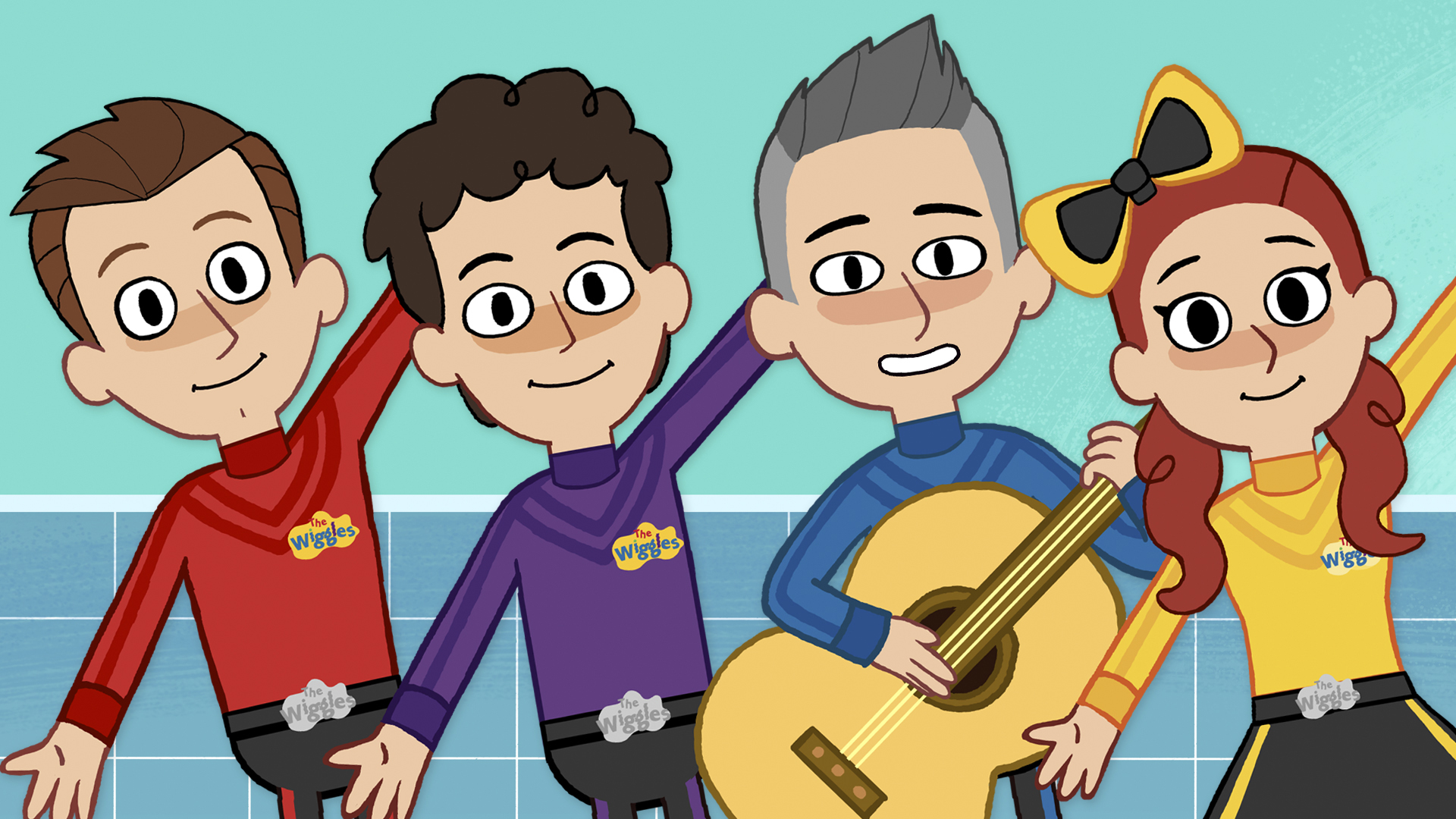 Skyship Entertainment welcomes The Wiggles to Super Simple January
